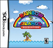 Rainbow Islands Revolution DS