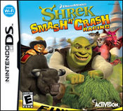 Shrek Smash 'n' Crash Racing DS