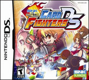 SNK vs Capcom Card Fighters DS DS