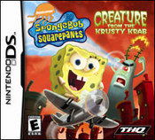 SpongeBob SquarePants: Creature from the Krusty Krab DS