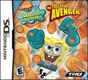 SpongeBob SquarePants: Yellow Avenger DS