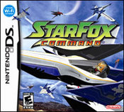 Star Fox: Command for Nintendo DS last updated Jan 25, 2009