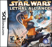 Star Wars: Lethal Alliance DS