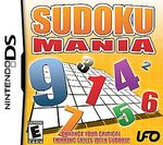 Sudoku Mania for Nintendo DS last updated Mar 27, 2010