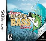 Super Black Bass Fishing DS