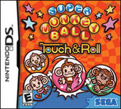 Super Monkey Ball Touch and Roll DS