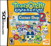 Tamagotchi Connection: Corner Shop 2 DS