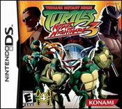 Teenage Mutant Ninja Turtles 3: Mutant Nightmare DS
