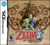 The Legend of Zelda: Phantom Hourglass DS