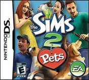 Sims 2, The: Pets for Nintendo DS last updated Apr 11, 2009