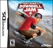 Tony Hawk's Downhill Jam DS