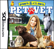 Paws & Claws: Pet Vet DS