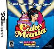 Cake Mania for Nintendo DS last updated Aug 10, 2008