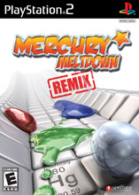 Mercury: Meltdown Remix PS2