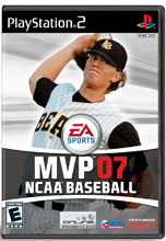 MVP 07 NCAA Baseball PS2