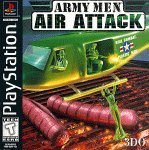 Army Men: Air Attack PSX
