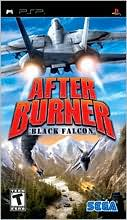 After Burner: Black Falcon PSP