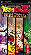 Dragon Ball Z: Shin Budokai Another Road PSP
