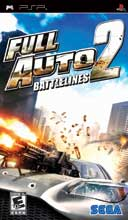 Full Auto 2: Battlelines PSP