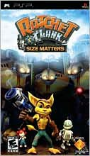 Ratchet & Clank: Size Matters for PSP last updated Mar 28, 2011