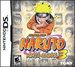 Naruto: Ninja Council 3 for Nintendo DS last updated Apr 08, 2008