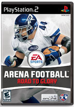 Arena Football: Road to Glory for PlayStation 2 last updated Dec 06, 2007