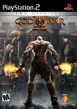 God of War II PS2