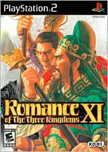 Romance of the Three Kingdoms XI PS2