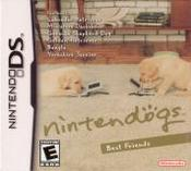 Nintendogs: Best Friends for Nintendo DS last updated Jan 08, 2008