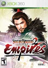 Samurai Warriors 2: Empires Xbox 360