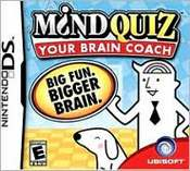 Mind Quiz: Your Brain Coach DS