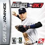 Major League Baseball 2K7 GBA