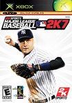 Major League Baseball 2K7 Xbox