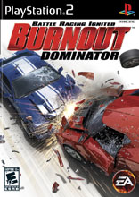 Burnout: Dominator PS2