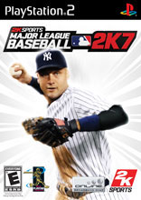 Major League Baseball 2K7 PS2