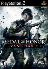 Medal of Honor: Vanguard PS2