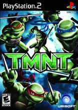 TMNT for PlayStation 2 last updated Dec 06, 2007