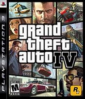 Grand Theft Auto IV PlayStation 3