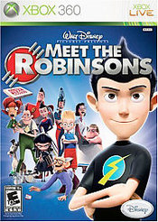 Disney's Meet the Robinsons Xbox 360