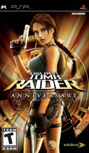 Tomb Raider: Anniversary for PSP last updated Jan 03, 2010