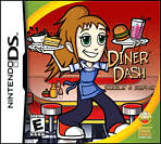 Diner Dash: Sizzle & Serve DS
