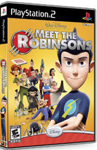 Disney's Meet the Robinsons for PlayStation 2 last updated Jul 09, 2013