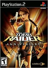 Tomb Raider: Anniversary PS2
