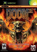Doom 3: Resurrection of Evil Xbox