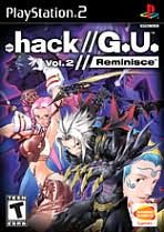 dot.Hack: G.U. Vol. 2 - Reminisce PS2