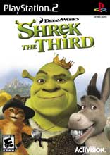 Shrek the Third PS2