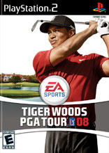 Tiger Woods PGA Tour 08 for PlayStation 2 last updated Apr 15, 2009