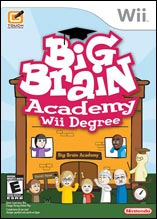 Big Brain Academy: Wii Degree Wii