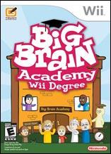 Big Brain Academy: Wii Degree for Wii last updated Jan 28, 2008