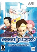 Code Lyoko: Quest for Infinity Wii